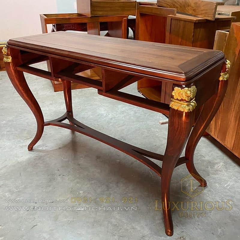 Bàn ghế nội thất phong cách cổ điển Ý