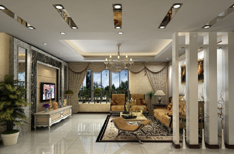 Thiết kế nội thất cổ điển cho nhà chung cư tại Việt Nam