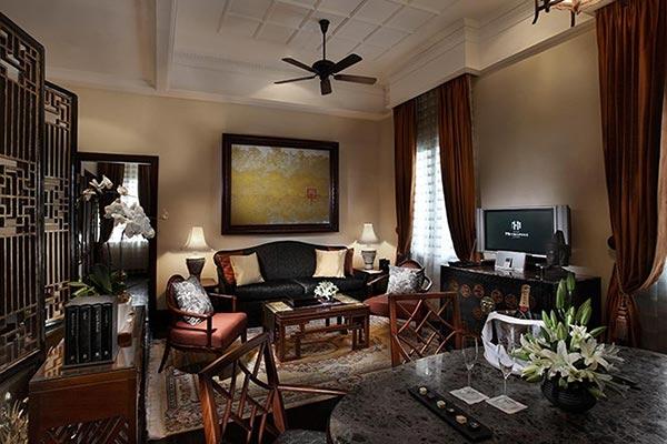 Nguyên tắc thiết kế nội thất phong cách cổ điển Trung Hoa