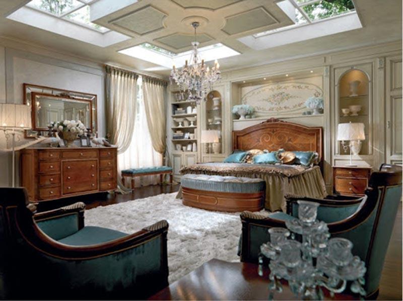 Luxurious Design - Đơn vị thiết kế thi công sản xuất nội thất cổ điển Italia