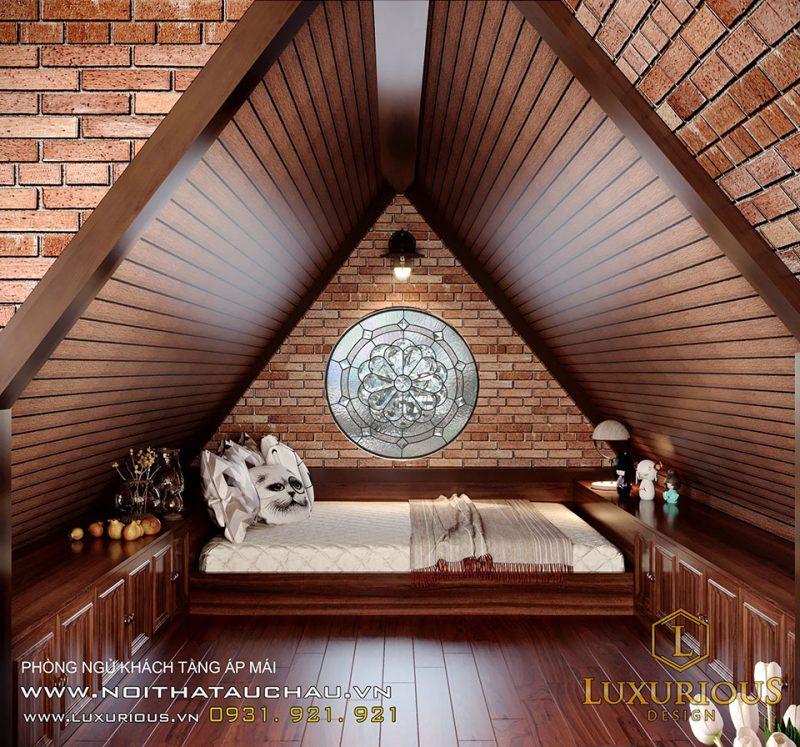 Thiết kế nội thất biệt thự Liền kề Geleximco