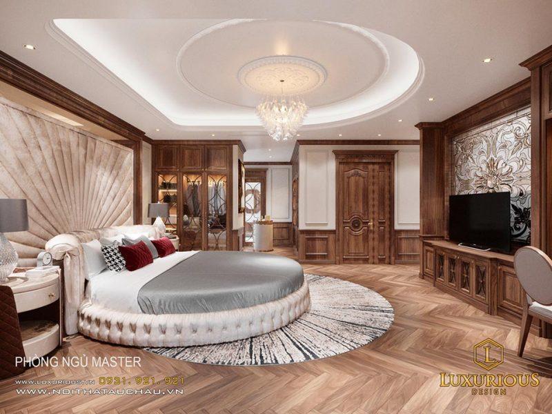 Phòng ngủ - phong cách cổ điển