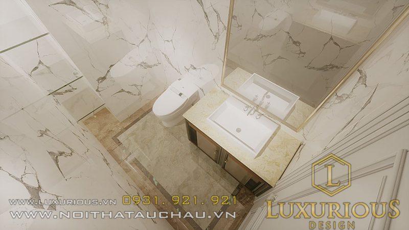 Phòng tắm đem đến nhiều tính năng tuyệt vời