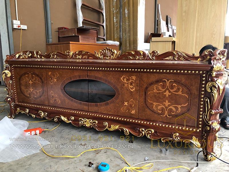 Xưởng sản xuất nội thất uy tín chuyên nghiệp tại Hà Nội