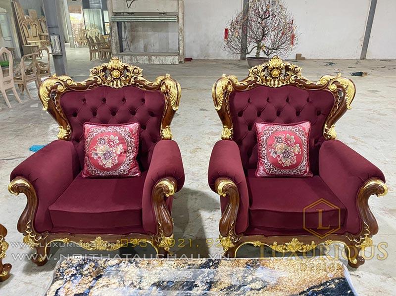 Bàn ghế Luxurious Design
