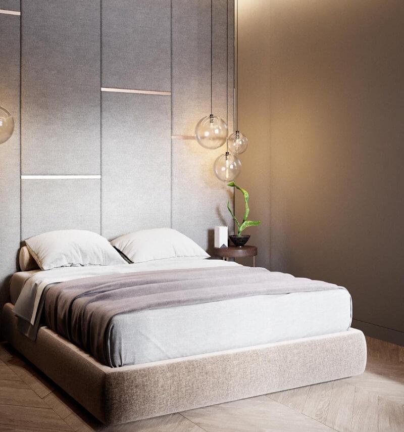 Thiết kế nội thất phòng ngủ chung cư diện tích nhỏ