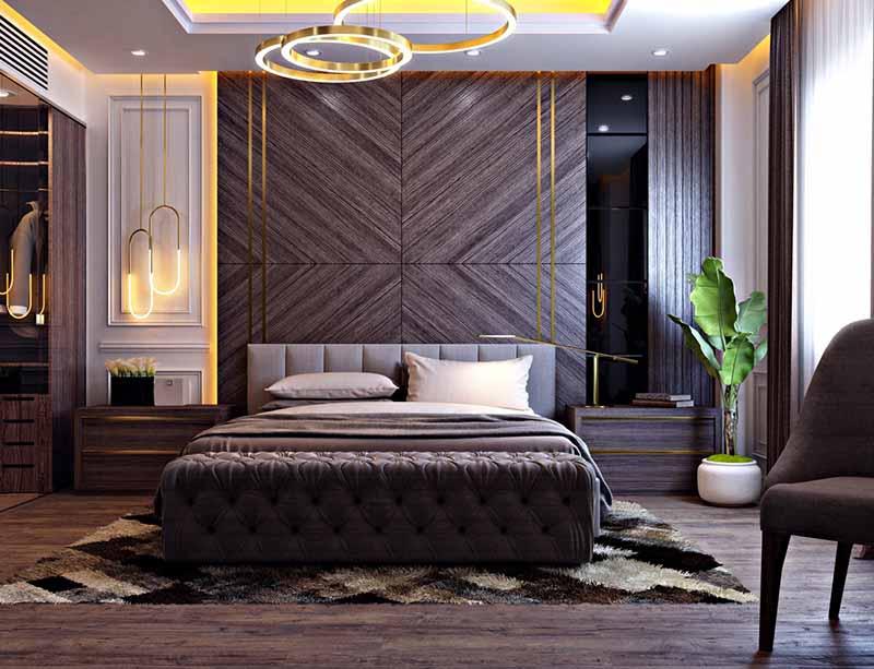 mẫu thiết kế nội thất phòng ngủ 16m2-18m2-20m2