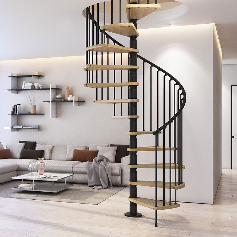 Cầu thang nhà ống 5m