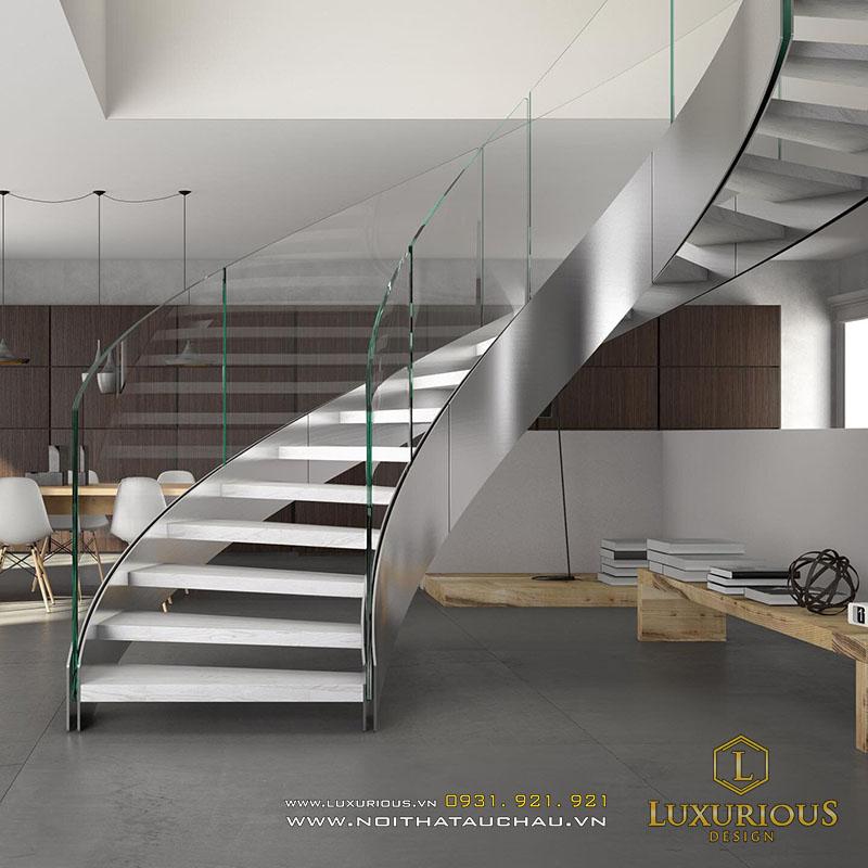 Mẫu thiết kế cầu thang đẹp