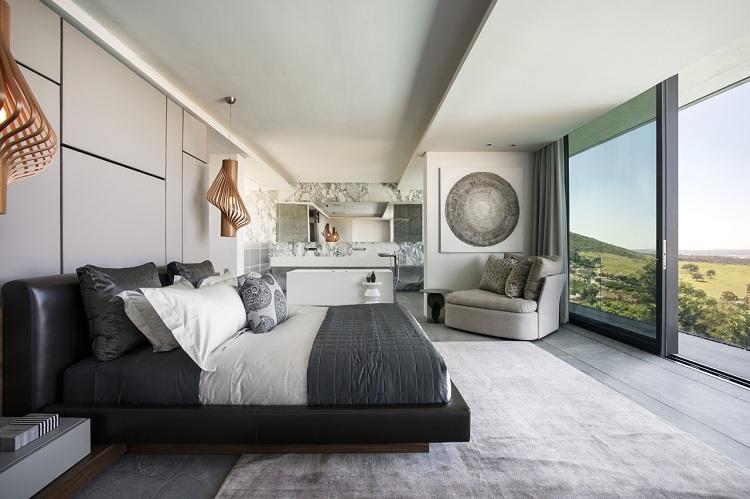 phòng ngủ thiết kế đẹp nhất thế giới hướng tới thiên nhiên xanh