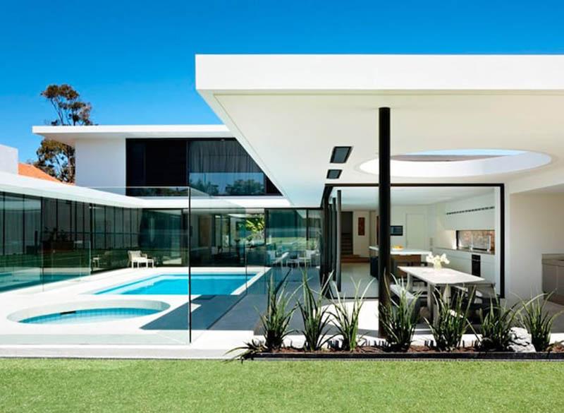 Biệt thự nhà vườn có bể bơi 2 tầng cực đẹp