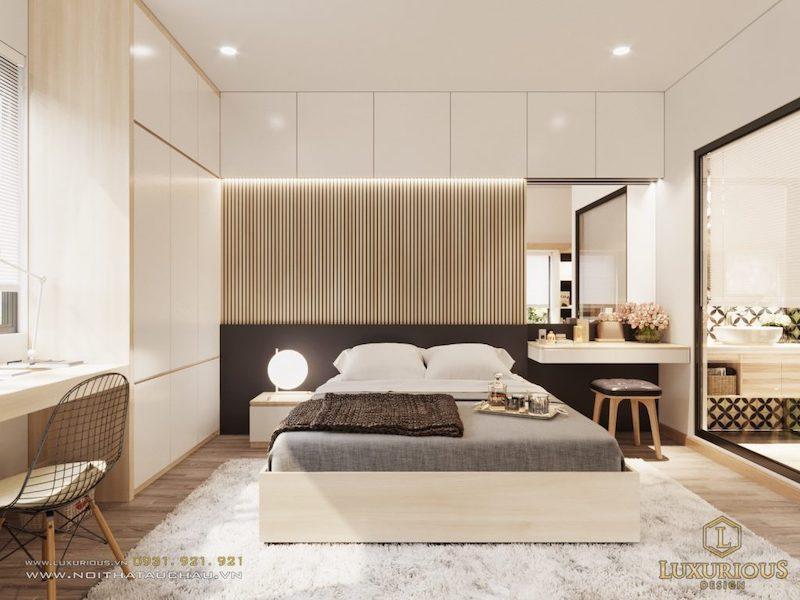 Phòng ngủ nhỏ trang trí sao cho đẹp?