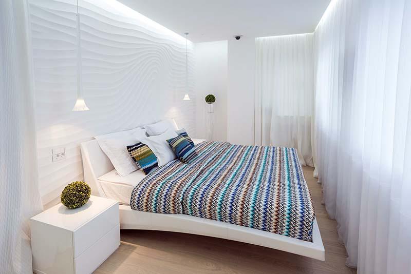 Phòng ngủ nhỏ xinh 5m2 ấm cúng cho gia đình bạn
