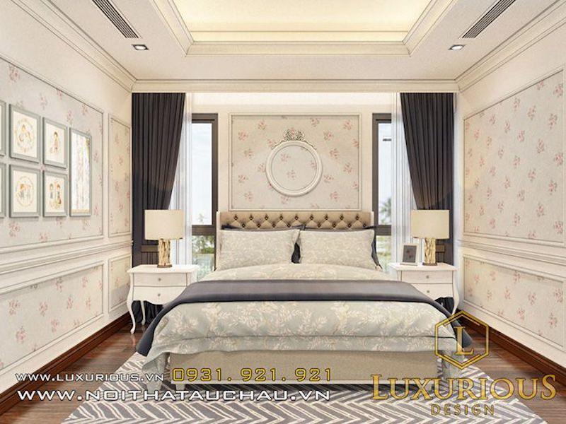 Diện tích 9m2 để sở hữu một không gian ngủ với đầy đủ tiện nghi