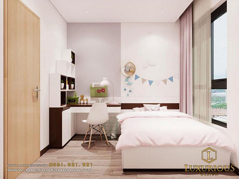 Phòng ngủ dành cho trẻ nhỏ